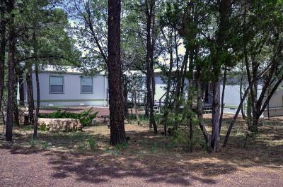 Overgaard AZ Manufactured Home For Sale: $284,900