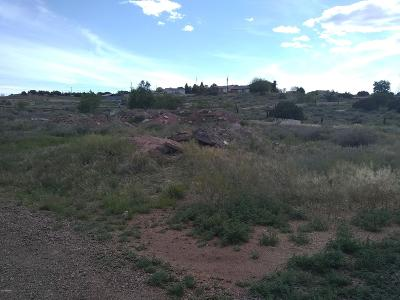 Snowflake Residential Lots & Land For Sale: 543 W 7th Street