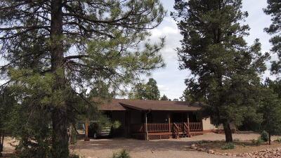 Overgaard AZ Single Family Home For Sale: $199,900