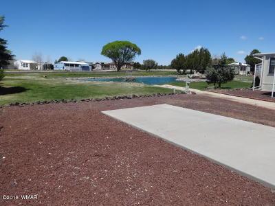 White Mountain Lake Residential Lots & Land For Sale: 1848 Fairway Run