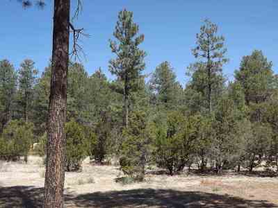 Overgaard Residential Lots & Land For Sale: 2250 Wapiti Circle