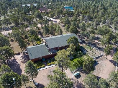 Overgaard Single Family Home For Sale: 2097 Ranger Road