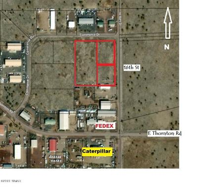 Show Low Residential Lots & Land For Sale: 1740 N 16th Street