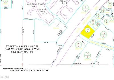 Show Low Residential Lots & Land For Sale: Tbd W Deuce Of Clubs Boulevard