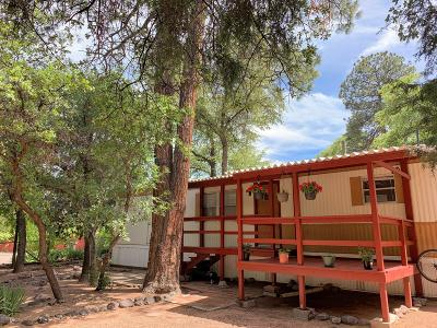 Payson Manufactured Home For Sale: 410 S Tonto Street