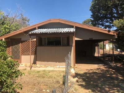 Overgaard AZ Manufactured Home For Sale: $50,000