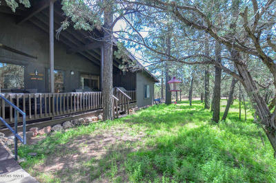 Overgaard AZ Single Family Home For Sale: $274,900