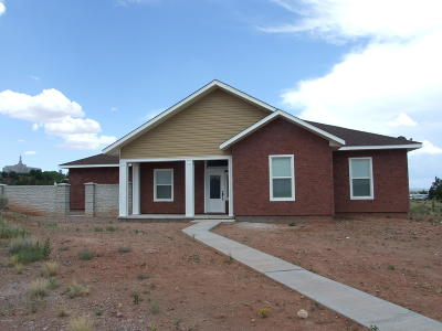 Snowflake Single Family Home For Sale: 2146 W Antelope