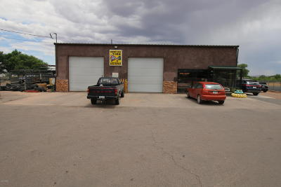 Snowflake Commercial For Sale: 605 Main Street
