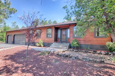 Lakeside Single Family Home For Sale: 655 Pine Creek Drive