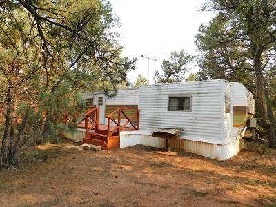 Overgaard AZ Manufactured Home For Sale: $45,900