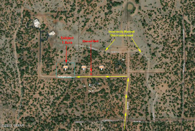 Clay Springs Residential Lots & Land For Sale: 5056 Twilight Lane