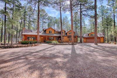 Lakeside Single Family Home For Sale: 1025 Monarch Circle
