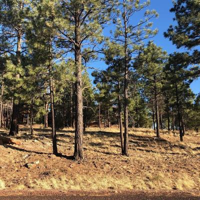 Overgaard AZ Residential Lots & Land For Sale: $16,000