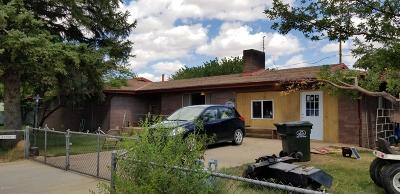 Snowflake Single Family Home For Sale: 420 W Center Street