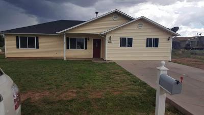 Snowflake Single Family Home For Sale: 2993 W Park Plaza Lane