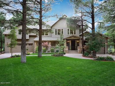 Pinetop Single Family Home For Sale: 3432 Wild Cat Circle
