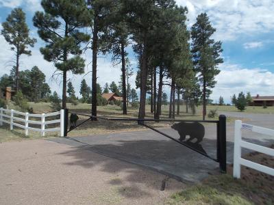 Overgaard Residential Lots & Land For Sale: 2242 Bear Claw Drive