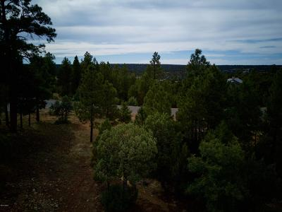 Heber AZ Residential Lots & Land For Sale: $84,500