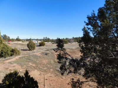 Linden AZ Residential Lots & Land For Sale: $39,000