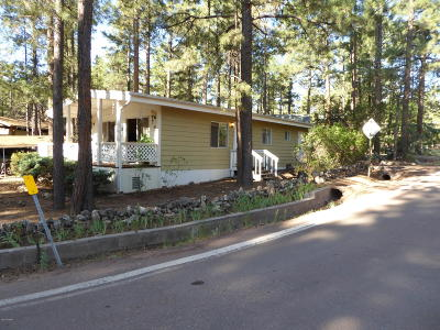 Overgaard Manufactured Home For Sale: 2898 Belle Road