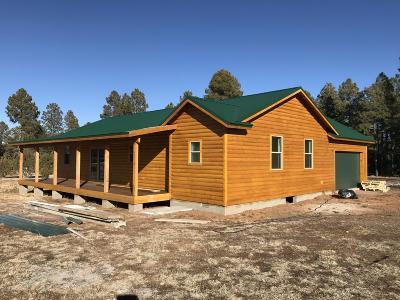 Overgaard Single Family Home For Sale: 2728 Bain Trail