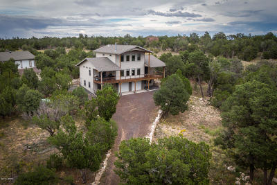 Overgaard Single Family Home For Sale: 3254 Outlaw Trail