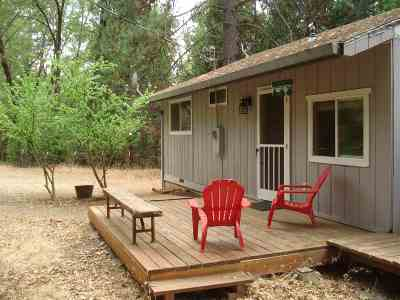 Wilseyville CA Single Family Home Sold: $105,000