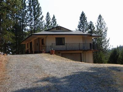 Wilseyville CA Single Family Home Sold: $199,500