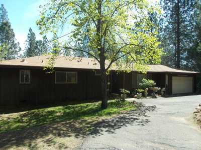 Mokelumne Hill CA Single Family Home Sold: $225,000