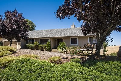 Single Family Home Sold: 231 Sutter View Court