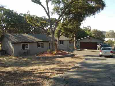 Valley Springs CA Single Family Home Sold: $290,000