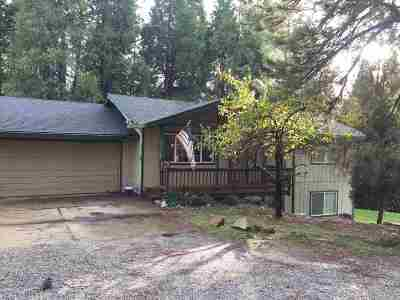 Pioneer CA Single Family Home Sold: $169,000