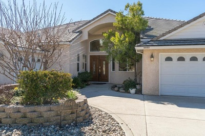 Single Family Home Sold: 10543 Ridgecrest Drive