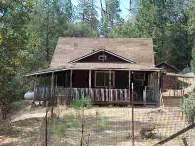West Point CA Single Family Home Sold: $155,500