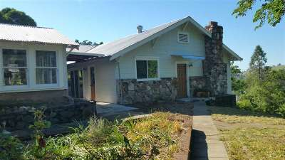 Sutter Creek CA Single Family Home For Sale: $499,000