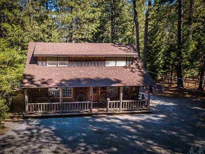 Volcano Single Family Home For Sale: 23823 Shake Ridge Road