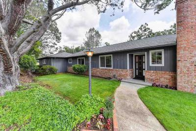 Sutter Creek CA Single Family Home For Sale: $425,000