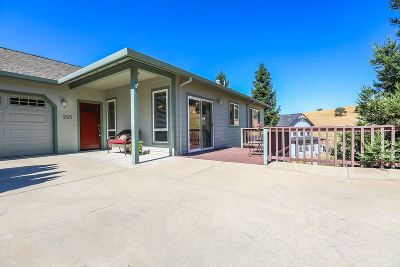 Sutter Creek CA Single Family Home For Sale: $369,000