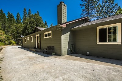 Volcano Single Family Home For Sale: 17040 Rams Horn Grade