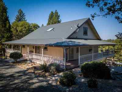 Pine Grove Single Family Home For Sale: 20855 E Warner Road