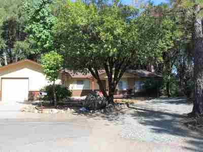 Pine Grove Single Family Home For Sale: 14457 Knoll Court