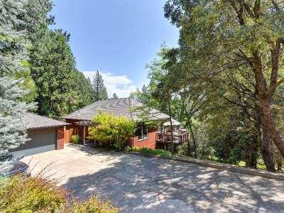 Pioneer Single Family Home For Sale: 16472 Cedar Heights Drive