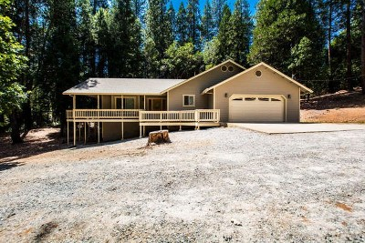 Pioneer Single Family Home For Sale: 26710 Columbia Drive