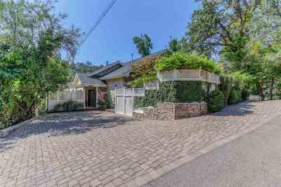 Sutter Creek Single Family Home For Sale: 12450 Eureka Street