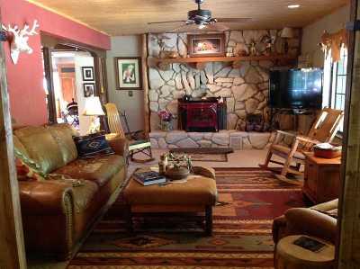 Volcano Single Family Home For Sale: 23140 Shake Ridge Rd.
