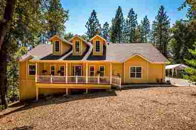 Pine Grove Single Family Home For Sale: 13455 Paintbrush Ln