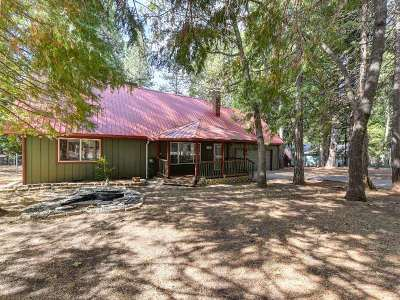 Amador County Single Family Home For Sale: 23898 Carson Drive