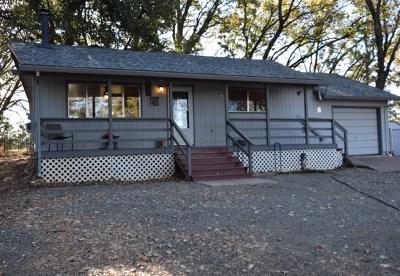 Amador County Single Family Home For Sale: 23124 Hidden Lane