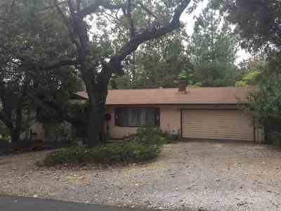 Pine Grove Single Family Home For Sale: 11225 Clinton Bar Rd